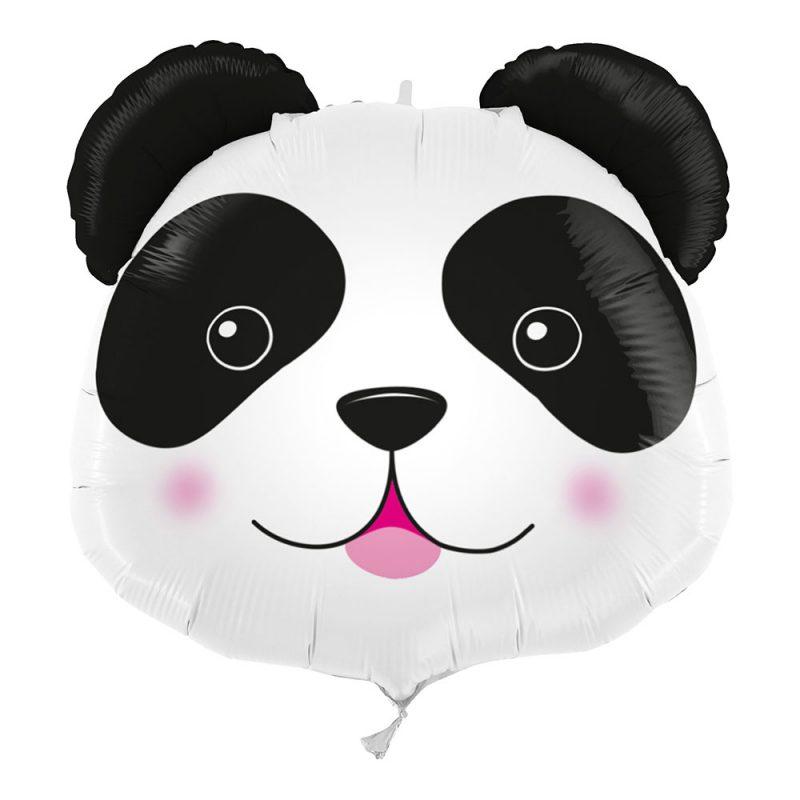 Betallic Balon panda - 74 cm - Pan Talerzyk