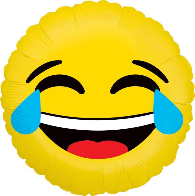 Betallic Balon emoji lol - 45 cm - Pan Talerzyk