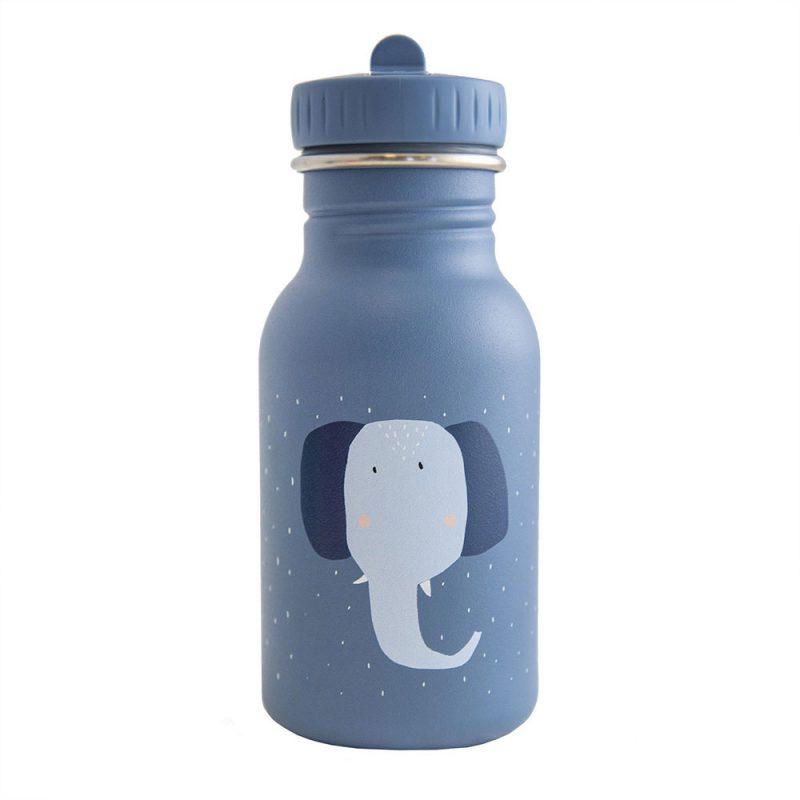 Trixie Baby Butelka - bidon Mrs. Elephant 350ml - Pan Talerzyk