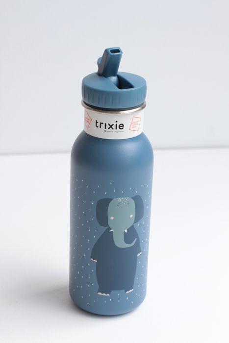 Trixie Baby Butelka - bidon Mrs. Elephant 500ml - Pan Talerzyk