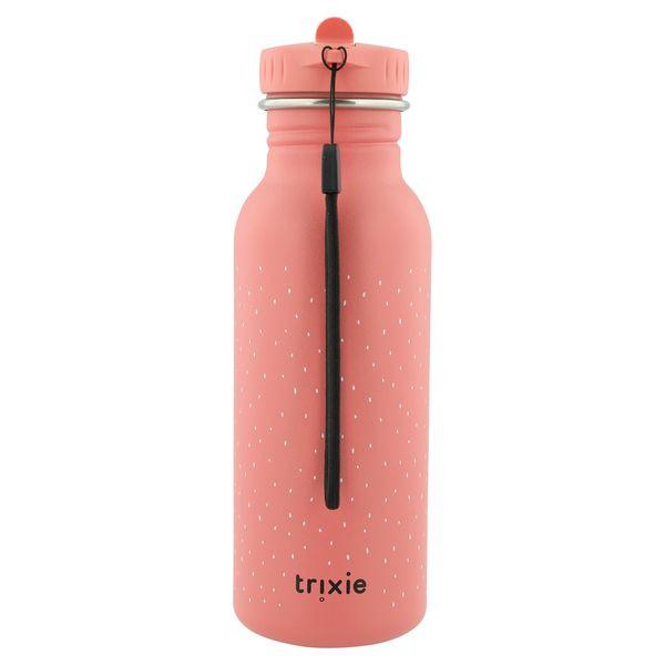 Trixie Baby Butelka - bidon Mrs. Flamingo 500ml - Pan Talerzyk