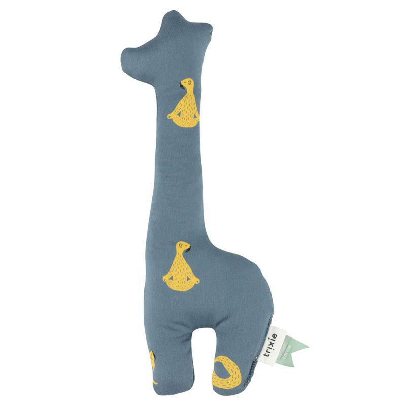 Trixie Baby Grzechotka żyrafa Whippy weasel - Pan Talerzyk