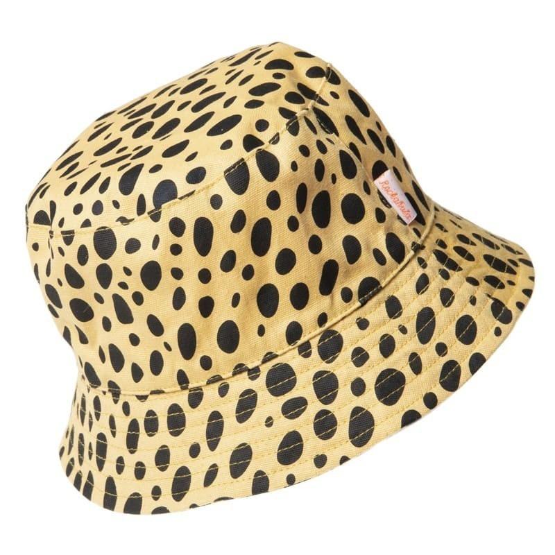 Rockahula Kids Kapelusz Cheetah Yellow - Pan Talerzyk