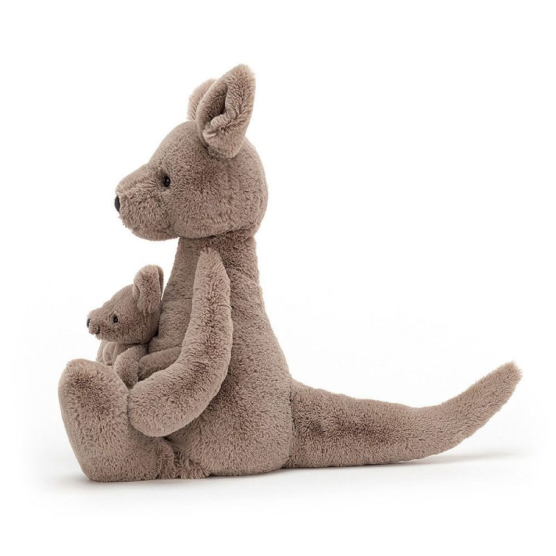JellyCat Kara kangur 37 cm - Pan Talerzyk