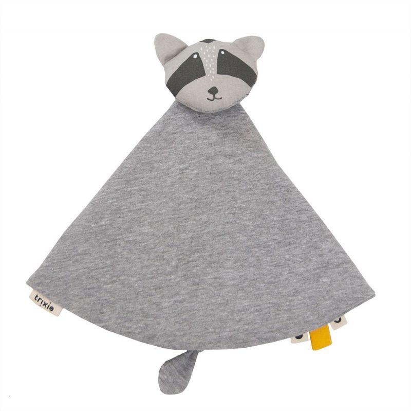 Trixie Baby Koc - przytulanka Mr. Raccoon - Pan Talerzyk