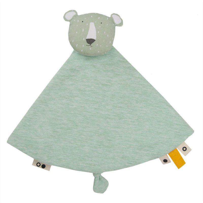 Trixie Baby Kocyk - przytulanka Mr. Polar Bear - Pan Talerzyk