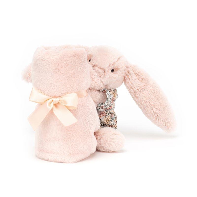 JellyCat Kocyk przytulanka królik 34 cm - Pan Talerzyk