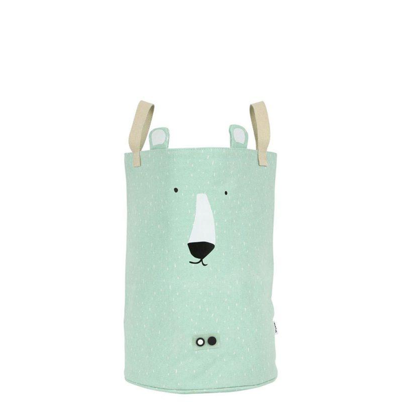 Trixie Baby Mały kosz na zabawki Mr. Polar Bear - Pan Talerzyk