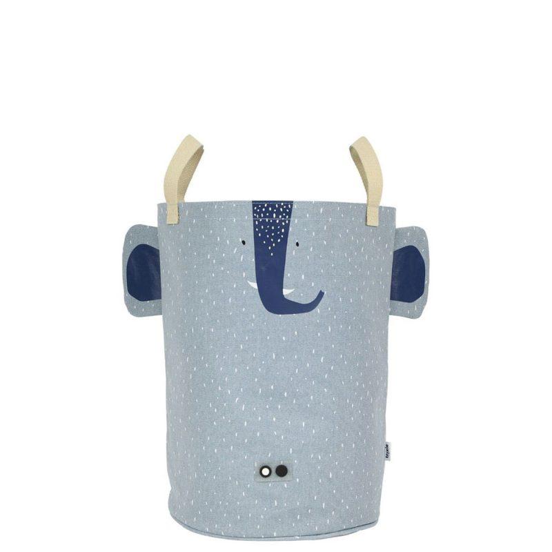 Trixie Baby Mały kosz na zabawki Mrs. Elephant - Pan Talerzyk