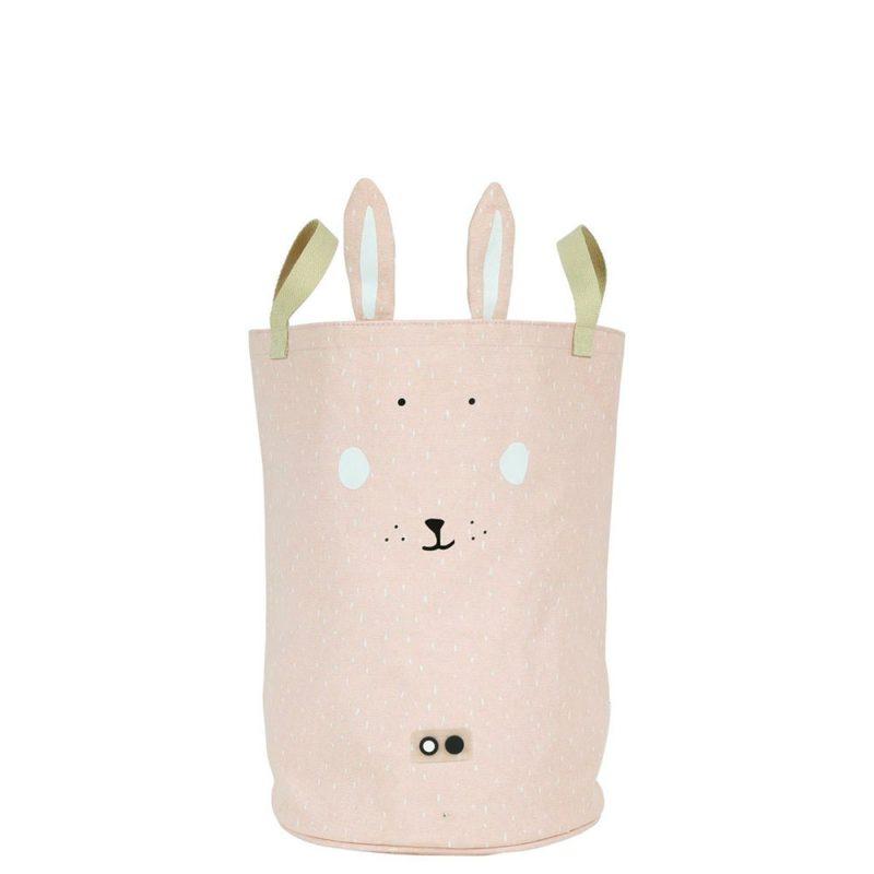 Trixie Baby Mały kosz na zabawki Mrs. Rabbit - Pan Talerzyk