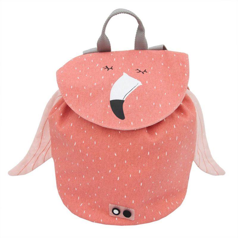 Trixie Baby Mini Plecak Mrs. Flamingo - Pan Talerzyk