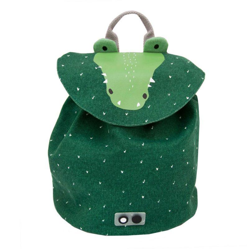 Trixie Baby Mini plecak Mr. Crocodile - Pan Talerzyk