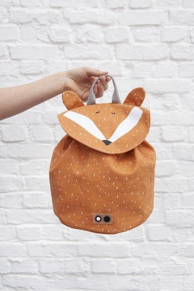 Trixie Baby Mini plecak Mr. Fox - Pan Talerzyk