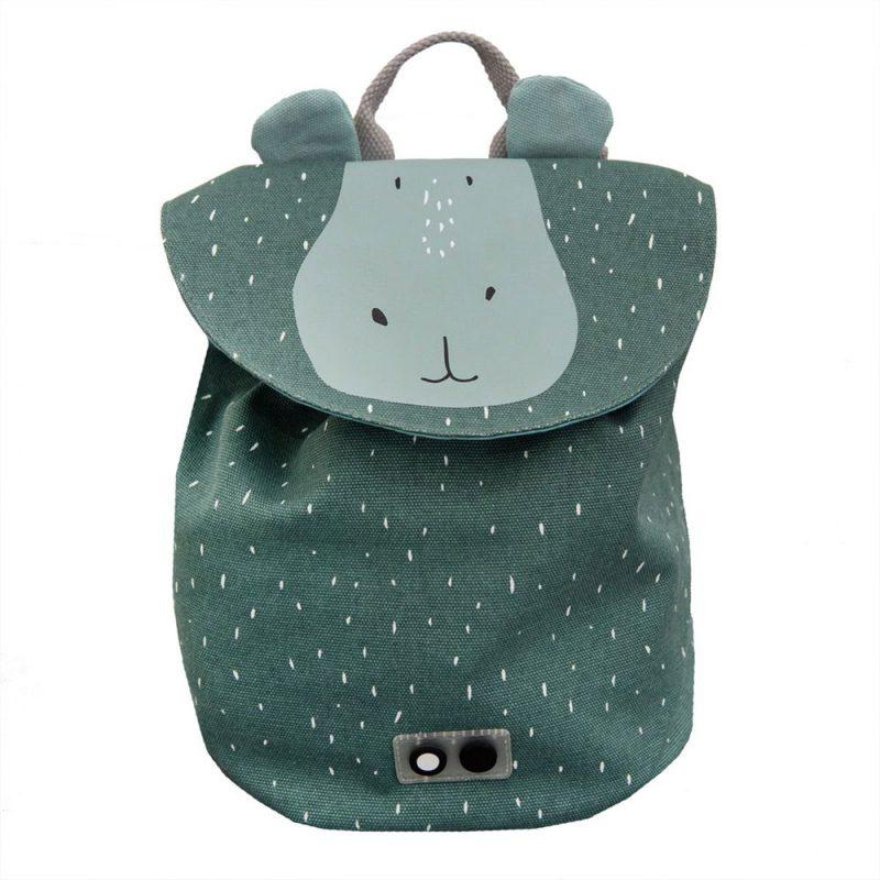 Trixie Baby Mini plecak Mr. Hippo - Pan Talerzyk