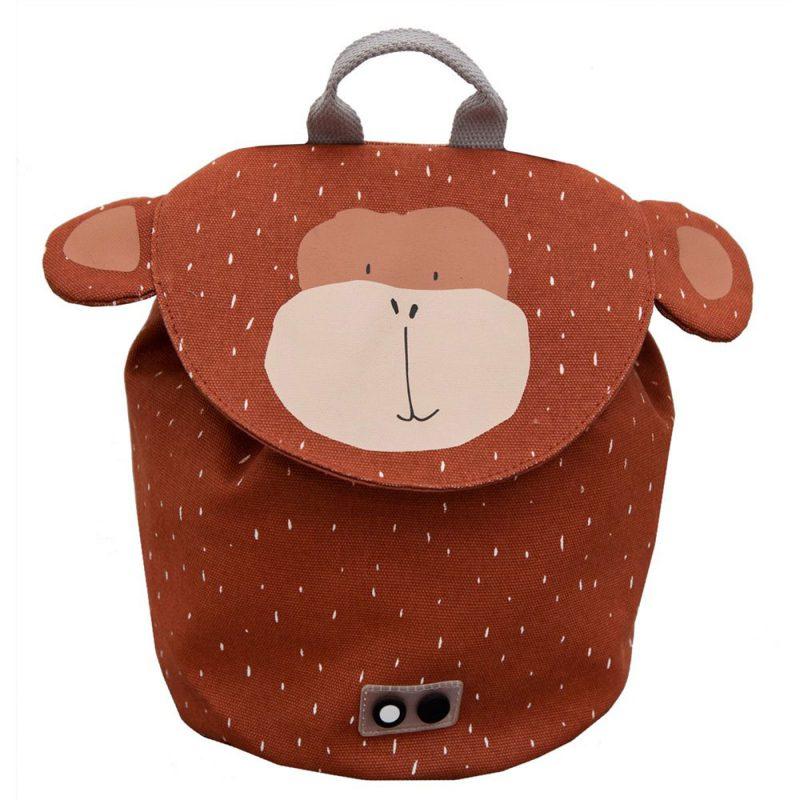 Trixie Baby Mini plecak Mr. Monkey - Pan Talerzyk