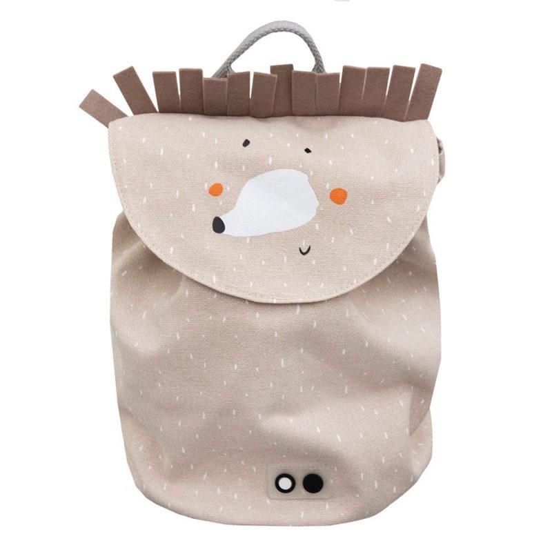 Trixie Baby Mini plecak Mrs. Hedgehog - Pan Talerzyk