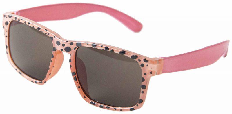 Rockahula Kids Okulary dziecięce 100% UV Cheetah coral - Pan Talerzyk