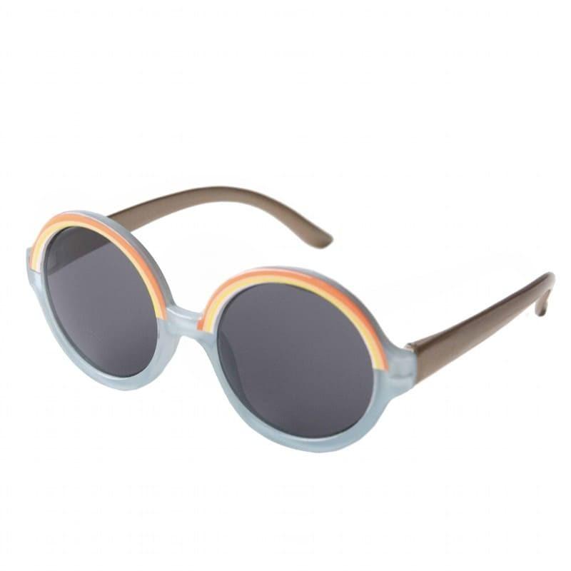 Rockahula Kids Okulary dziecięce 100% UV Rainbow Round - Pan Talerzyk