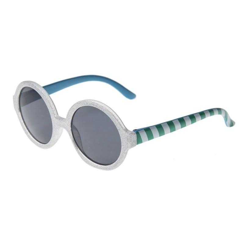 Rockahula Kids Okulary dziecięce 100% UV Round Glitter - Pan Talerzyk
