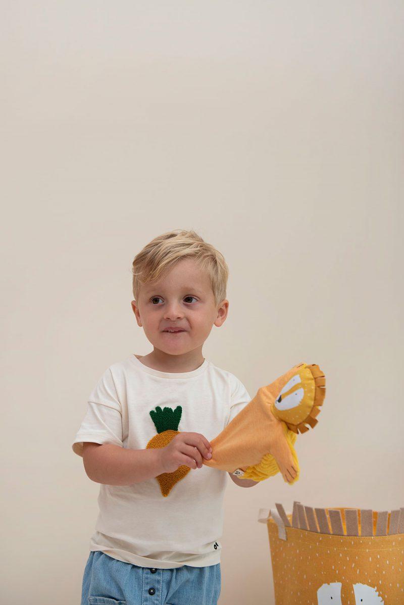 Trixie Baby Pacynka Mr. Lion - Pan Talerzyk