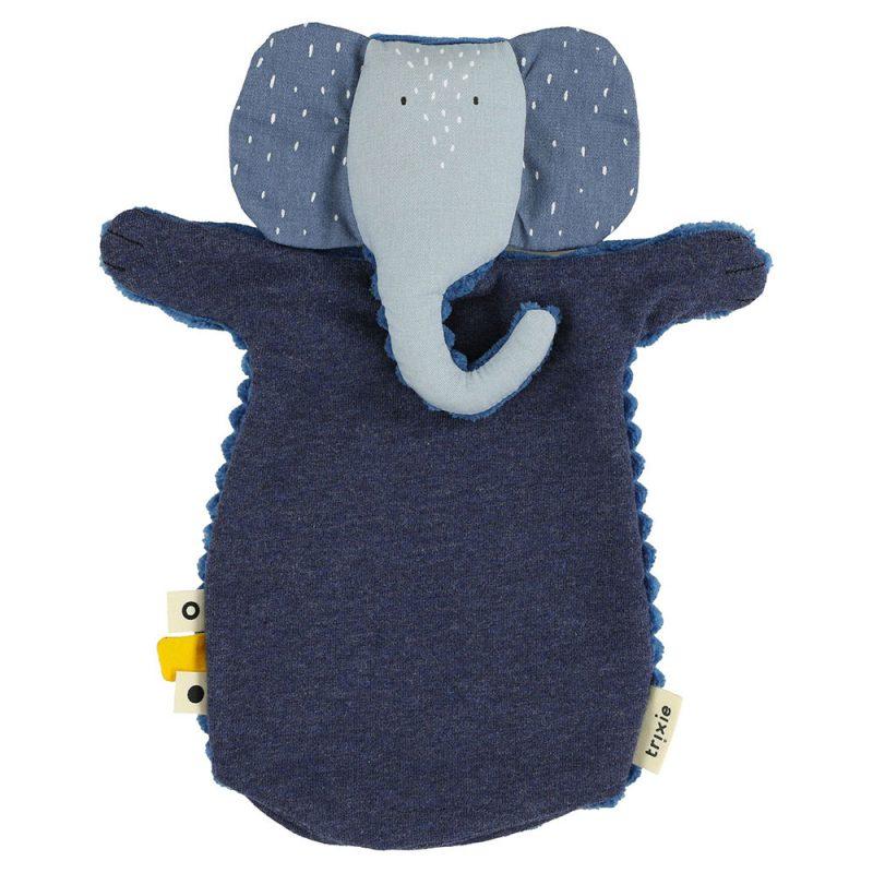 Trixie Baby Pacynka Mrs. Elephant - Pan Talerzyk