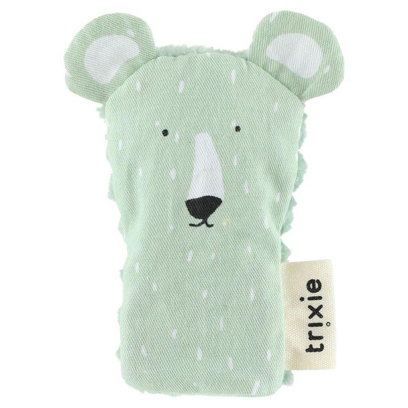 Trixie Baby Pacynka na palec Mr. Polar Bear - Pan Talerzyk