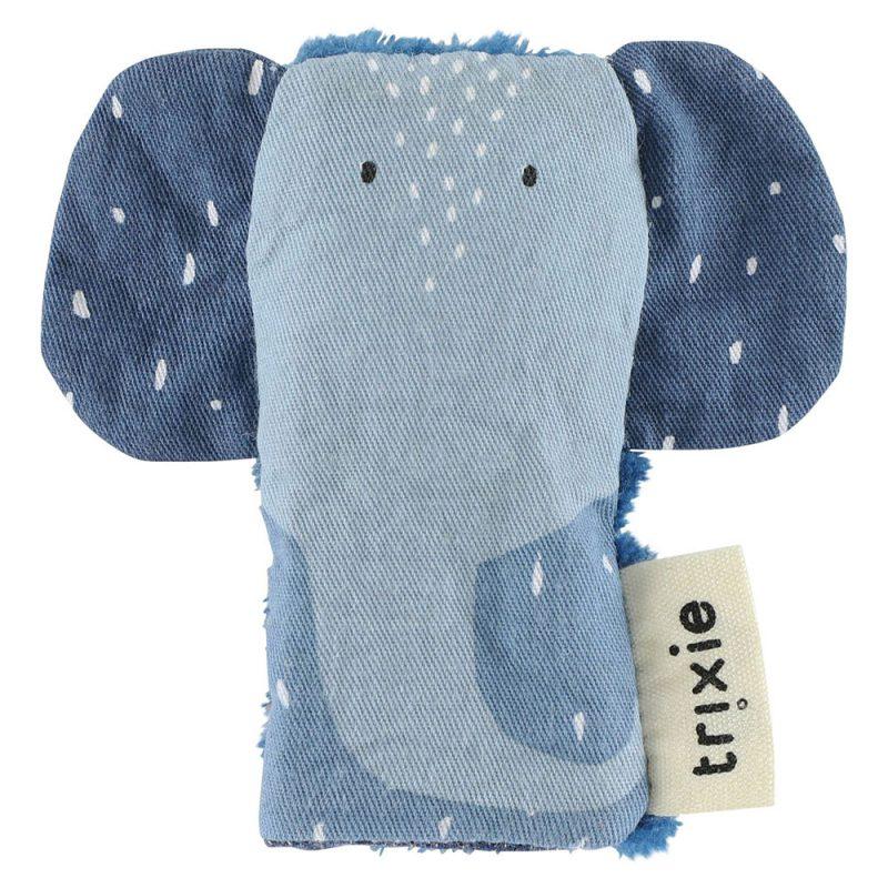 Trixie Baby Pacynka na palec Mrs. Elephant - Pan Talerzyk