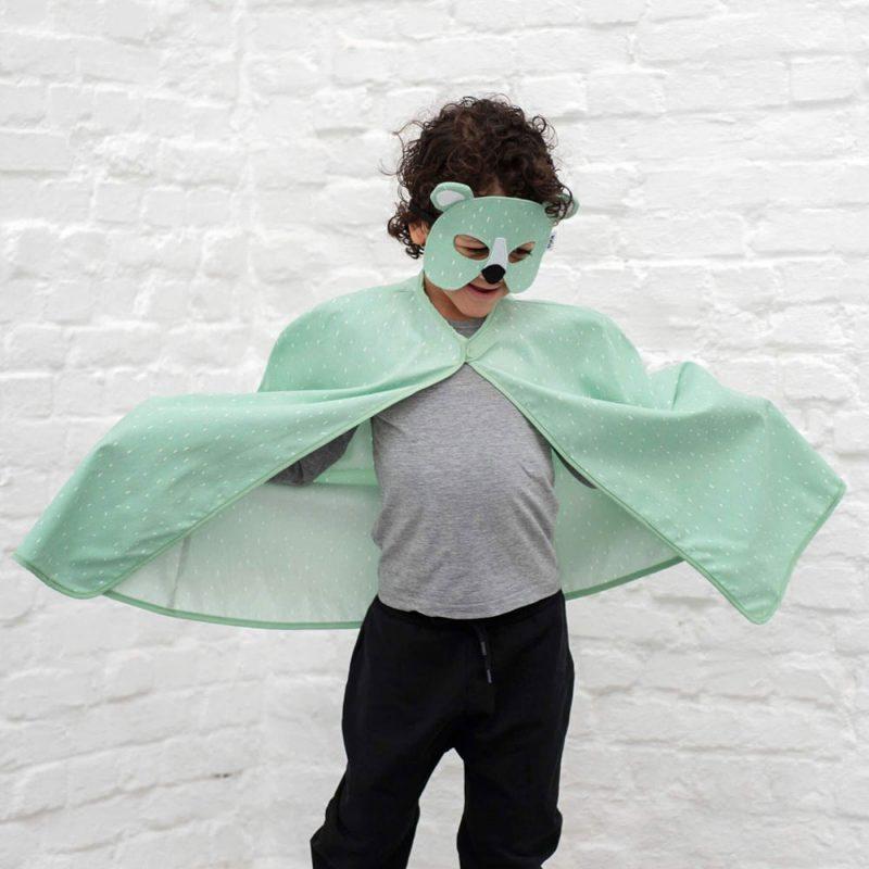 Trixie Baby Peleryna z maską Mr. Polar Bear - Pan Talerzyk