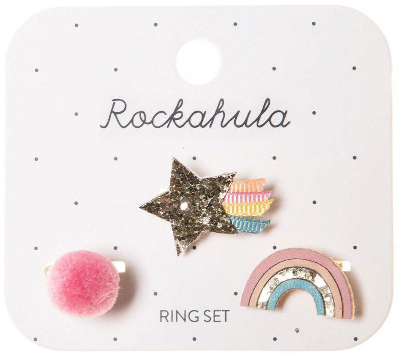 Rockahula Kids Pierścionki Wish Upon A Star - Pan Talerzyk