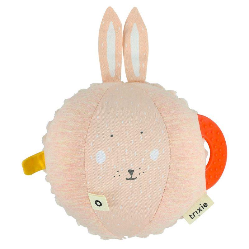Trixie Baby Piłka sensoryczna Mrs. Rabbit - Pan Talerzyk