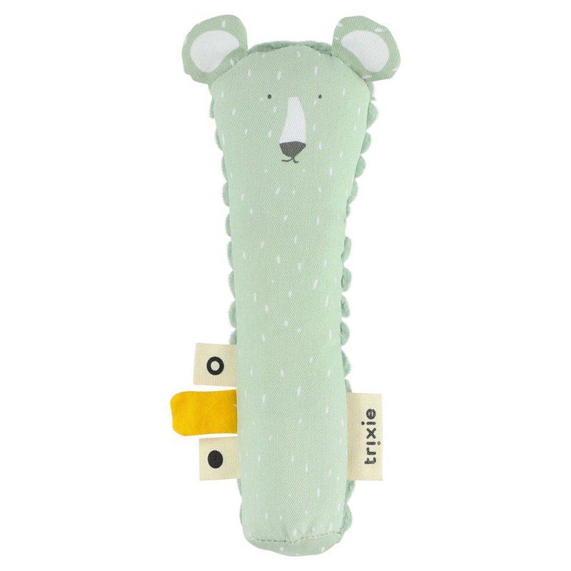 Trixie Baby Piszczałka Mr. Polar Bear - Pan Talerzyk