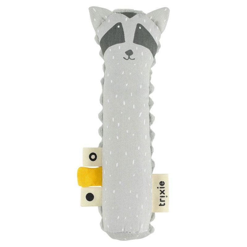 Trixie Baby Piszczałka Mr. Raccoon - Pan Talerzyk