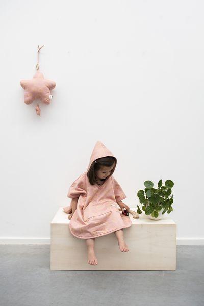 Trixie Baby Ponczo Lemon Squash - Pan Talerzyk