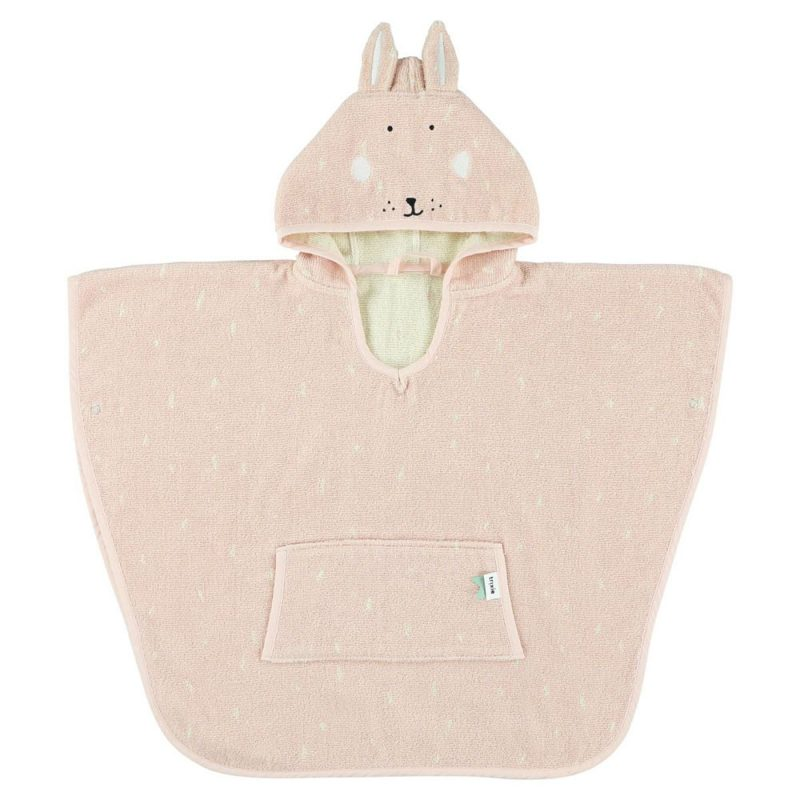 Trixie Baby Ponczo Mrs. Rabbit - Pan Talerzyk