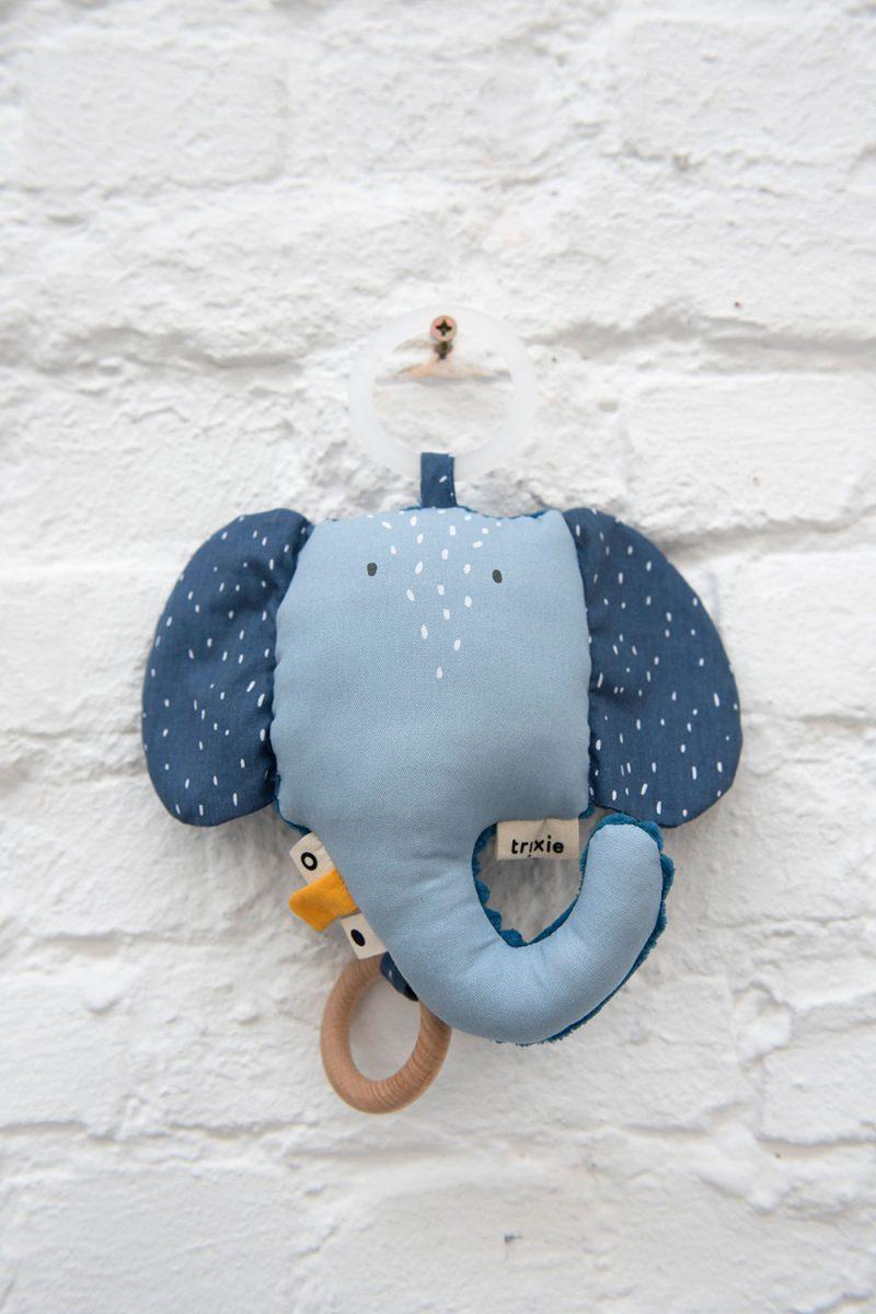 Trixie Baby Pozytywka Mrs. Elephant - Pan Talerzyk