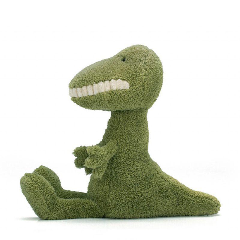 JellyCat Przytulanka Toothy T Rex 42 cm - Pan Talerzyk
