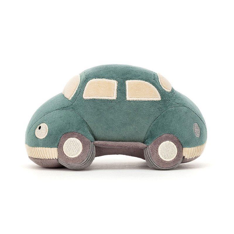 JellyCat Przytulanka Wizzi samochód 12 cm - Pan Talerzyk