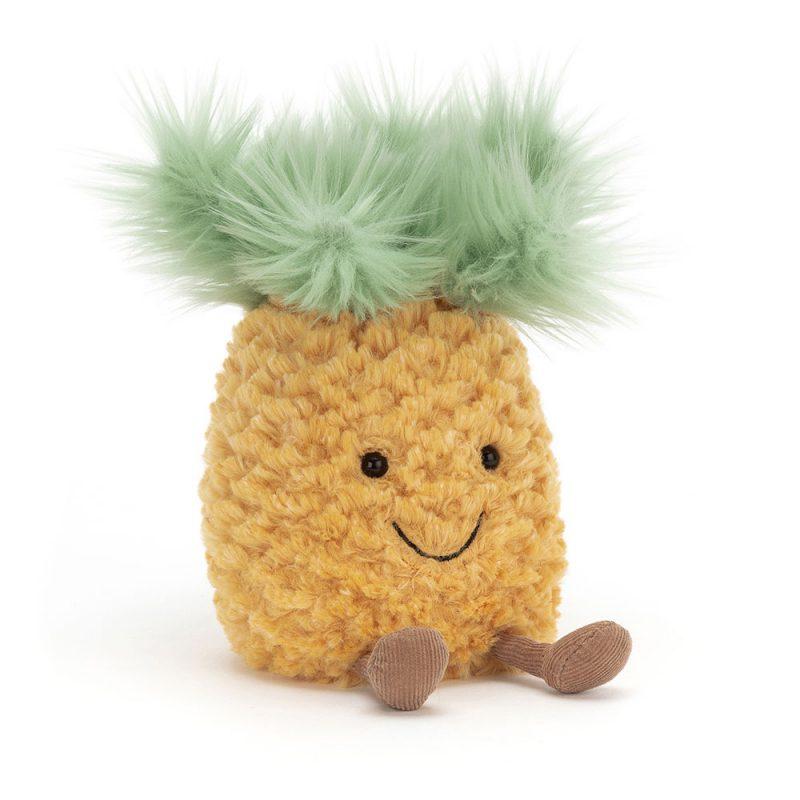 JellyCat Przytulanka ananas Amuse 16 cm - Pan Talerzyk