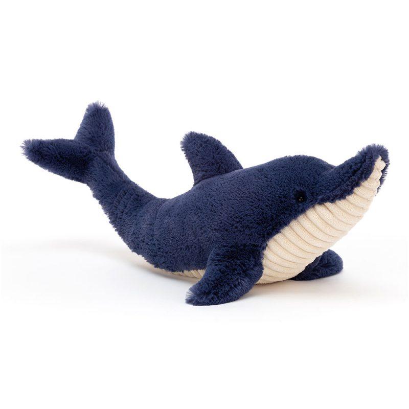 JellyCat Przytulanka delfin Dana 38 cm - Pan Talerzyk