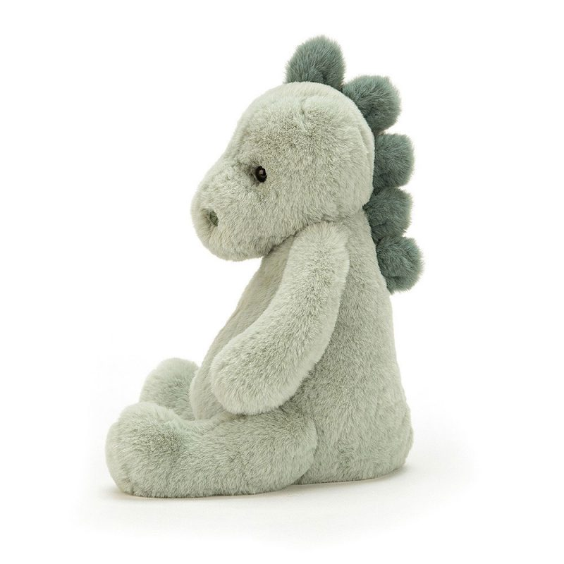 JellyCat Przytulanka dinozaur Puffles 32 cm - Pan Talerzyk