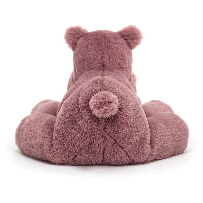 JellyCat Przytulanka hipopotam Huggady 32 cm - Pan Talerzyk