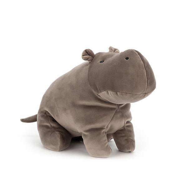JellyCat Przytulanka hipopotam Mellow 34 cm - Pan Talerzyk