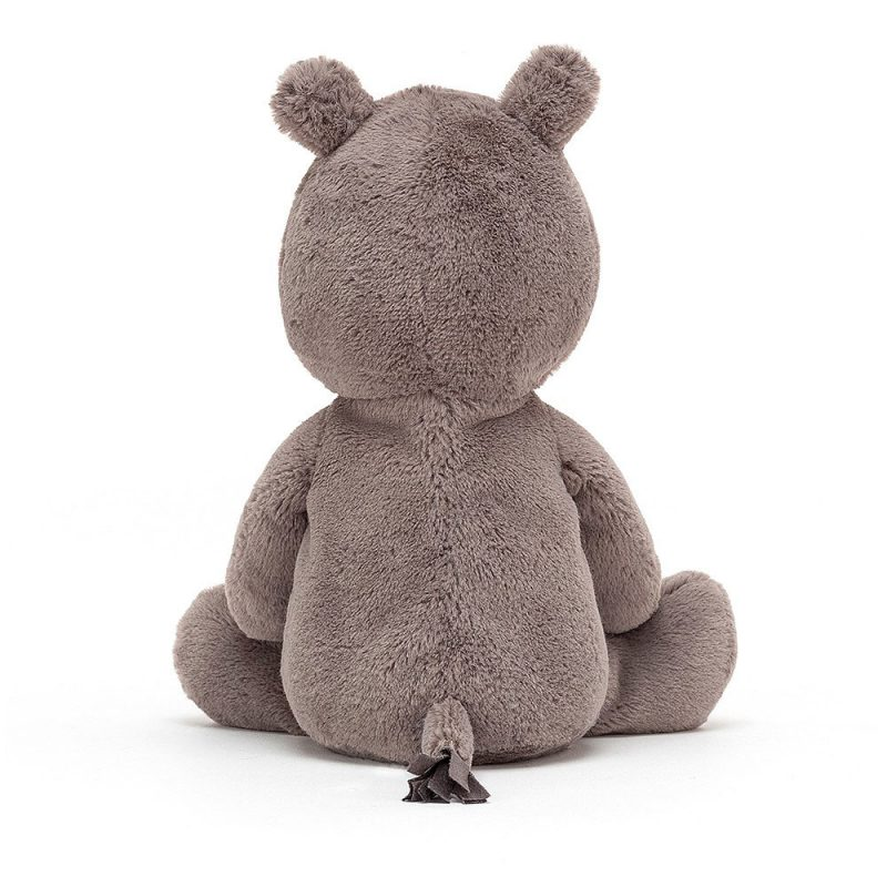 JellyCat Przytulanka hipopotam Nimbus 24 cm - Pan Talerzyk