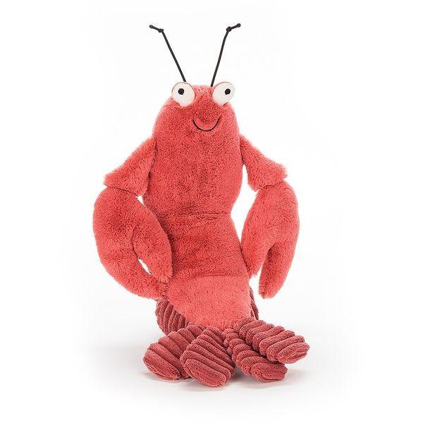 JellyCat Przytulanka homar Larry 27 cm - Pan Talerzyk