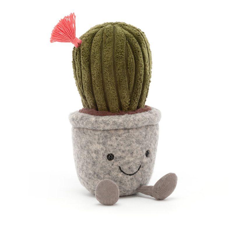 JellyCat Przytulanka kaktus Silly 19 cm - Pan Talerzyk