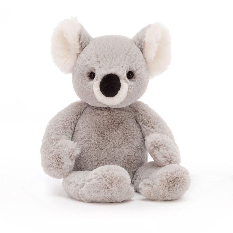 JellyCat Przytulanka koala Benji 24 cm - Pan Talerzyk