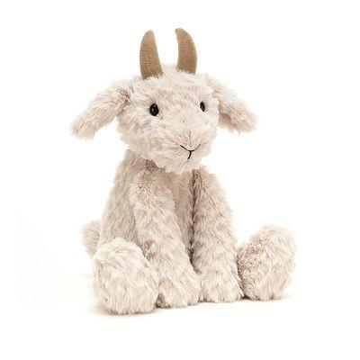 JellyCat Przytulanka koza Crumble 28 cm - Pan Talerzyk