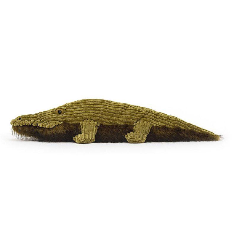 JellyCat Przytulanka krokodyl Wiley 63 cm - Pan Talerzyk