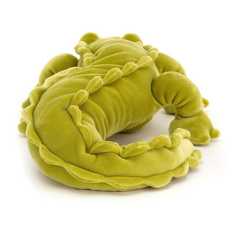 JellyCat Przytulanka krokodyl zigzag 77 cm - Pan Talerzyk