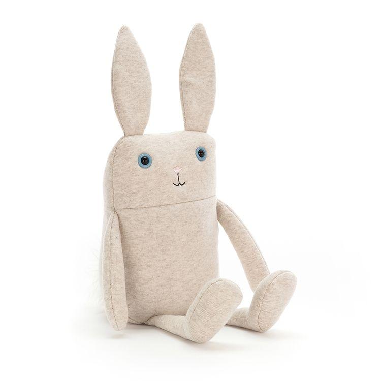 JellyCat Przytulanka królik Geek 26 cm - Pan Talerzyk